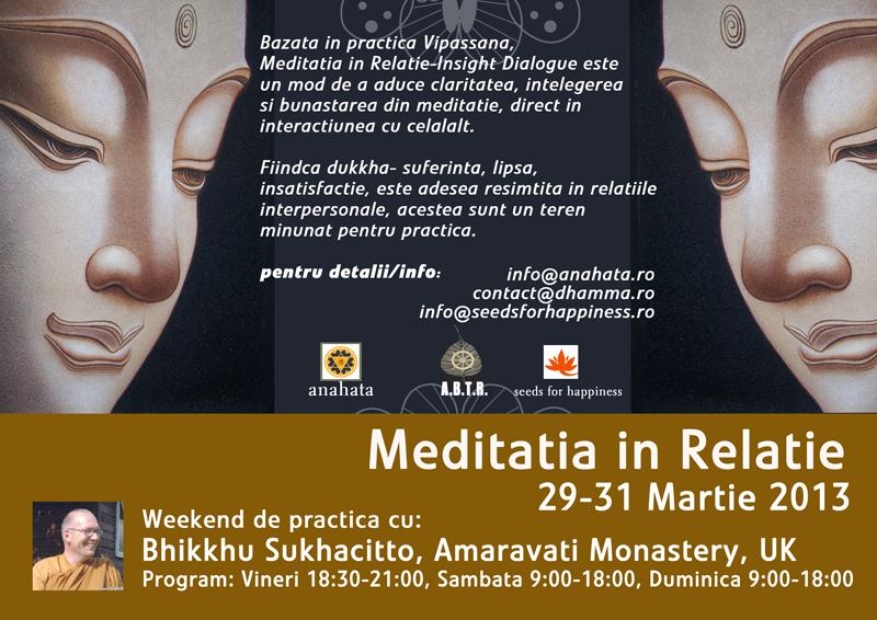 Dhamma In Relatie